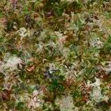 A tinta abstrata da aquarela da pintura acena o fundo pintado à mão da textura de papel sem emenda Imagens de Stock Royalty Free