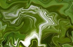 Tinta de mármol colorida Modelo de mármol multicolor de la mezcla de curvas imágenes de archivo libres de regalías