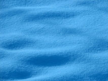 Tinta dell'azzurro della neve Fotografie Stock