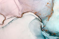 Tinta, pintura, abstrata Close up da pintura Fundo abstrato colorido da pintura pintura de óleo Alto-textured Deta de alta qualid ilustração royalty free