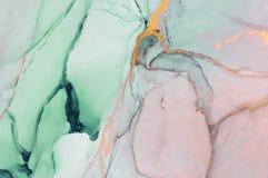 Tinta, pintura, abstrata Close up da pintura Fundo abstrato colorido da pintura pintura de óleo Alto-textured Deta de alta qualid fotos de stock