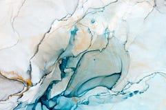 Tinta, pintura, abstrata Fundo abstrato colorido da pintura pintura de óleo Alto-textured DetaInk de alta qualidade, pintura, abs ilustração do vetor
