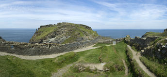Tintagel Stock Image