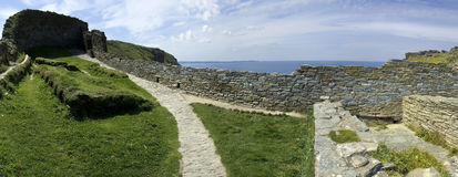Tintagel royalty free stock images