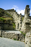 Tintagel Castle Ruins, Cornwall Royalty Free Stock Photo