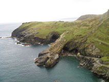 Tintagel Castle & Surrounds Royalty Free Stock Photography
