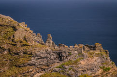 Tintagel Royalty Free Stock Photos