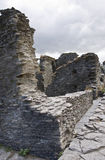 TintagelCastle Royalty Free Stock Images