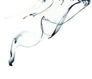 Tinte im Wasser Lizenzfreies Stockfoto