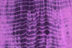 Tinte púrpura del lazo Imágenes de archivo libres de regalías