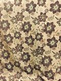 Tinte Sofa Fabric de la felpilla del telar jacquar Imagen de archivo