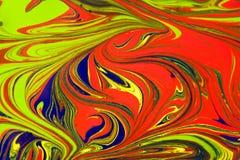 Tinten im Wasser vektor abbildung