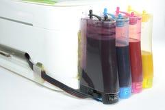 Tintenbehälter Stockfotografie