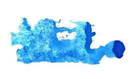 Tintenfleckzusammenfassung lizenzfreies stockbild