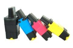 Tintenkassetten Lizenzfreie Stockbilder