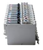 Tintenkassetten Lizenzfreies Stockfoto