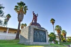 Tintenpalast - Windhoek, Namibia Lizenzfreies Stockbild