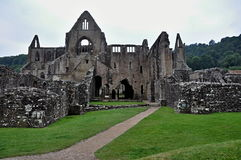 tintern abbey Arkivfoto