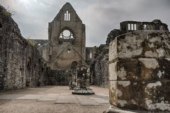 Tintern Abbey Royalty Free Stock Image