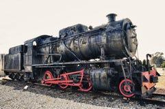 tinto του Ρίο σιδηροδρόμων Στοκ Εικόνα