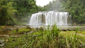 Tinuy-an Falls Royalty Free Stock Photo