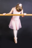 Tiny Ballerina Stock Photos