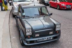 Tiny Car London England Royalty Free Stock Photography
