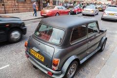 Tiny Car London England Stock Images