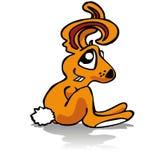 Tiny easter bunny Royalty Free Stock Photo