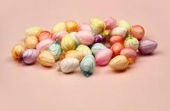Tiny easter eggs Royalty Free Stock Photo