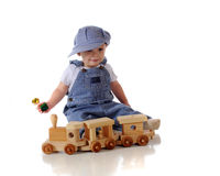 Tiny Engineer Royalty Free Stock Photography