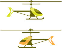 Tiny Helicopter Stock Photos