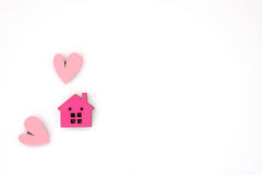 A tiny house Royalty Free Stock Images