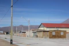 Tiny houses Stock Photo
