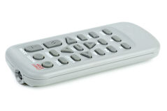 Tiny infra-red remote control unit Royalty Free Stock Image