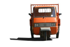 Tiny Italian Truck Royalty Free Stock Image