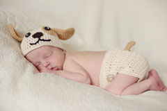 Tiny newborn Royalty Free Stock Photography