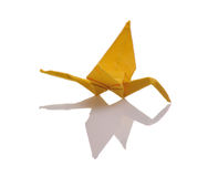 Tiny origami Stock Photo