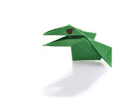 Tiny origami Royalty Free Stock Photo