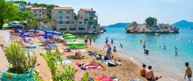 The tiny resort Stock Photography