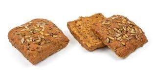 Tiny rye breads Royalty Free Stock Photo