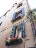 Tiny street of Venice Italy Royalty Free Stock Photography