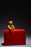 Tiny teddy bear Stock Photos