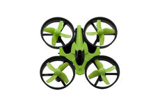 Tiny Toy Drone Royalty Free Stock Image