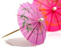 Tiny Umbrellas Stock Photo
