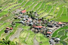 Tiny Village Stock Photo