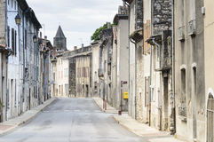 Tiny village in Southern France Stock Image