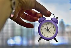 It`s time to go stock photos