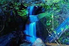 Tiny waterfall royalty free stock image
