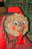 Tio Caga (Tio de Nadal), χαρακτηριστικός χαρακτήρας Χριστουγέννων της Καταλωνίας Στοκ Εικόνα